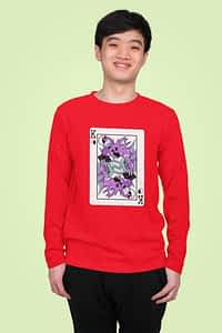 Nidoking Pokemon - Longsleeve