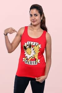 Jolteon Pokemon - Women's Tank
