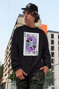 Nidoking Pokemon- Crewneck