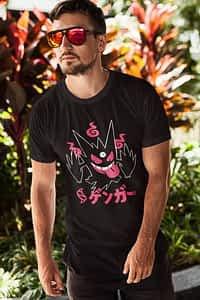 Mega Gengar Pokemon - Shirt