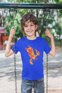 Moltres Flying Pokemon - Youth Shirt