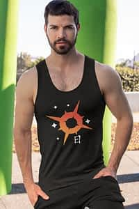 Sun and Moon Pokemon -Men's Tank