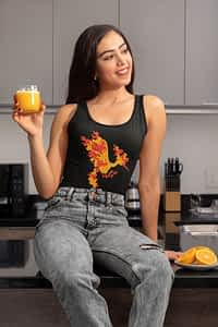 Moltres Flying Pokemon - Women's Tank