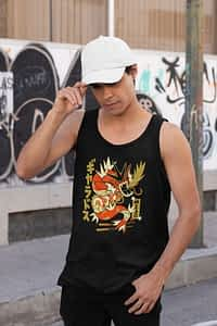 Shiny Gyarados Pokemon - Men's Tank