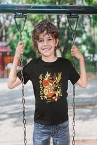 Shiny Gyarados Pokemon - Youth Shirt