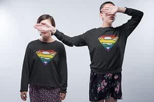 Gay Superman! - Sweatshirt